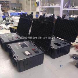 供应山西地区第三方检测青岛路博LB-7021直读式快速油烟检测仪