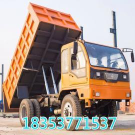 农用六吨拖拉机 四驱爬山自卸四不像出货快