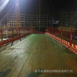 建筑基坑临边防护栏/深基坑防护栏