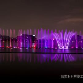 陕西喷泉厂家陕西音乐喷泉设计公司陕西音乐喷泉公司