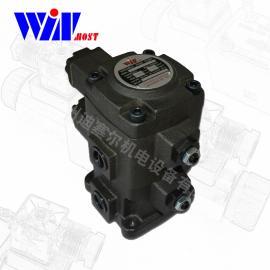 台湾峰昌Winmost双联变容量叶片泵VP-DF-30A B/C/D油泵