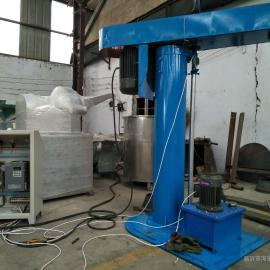山东临沂化工液体高速分散机一流的搅拌效果