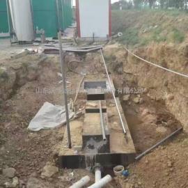 一体化地埋式养殖污水处理设备报价