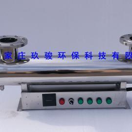 二次供水紫外线消毒器原理