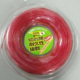 日本丸山绳子 打草绳 割草机割灌机绳子 割草机配件