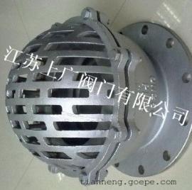 H42W-10P不锈钢法兰底阀