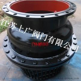 H42X-6铸铁法兰底阀
