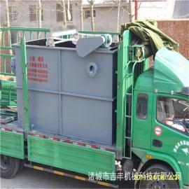 火腿肠加工污水处理设备 吉丰口碑企业