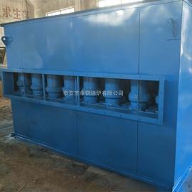 陶瓷多管除尘器 多管陶瓷式工业除尘器 小型旋风除尘器