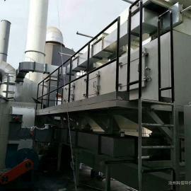 催化燃烧设备燃烧炉