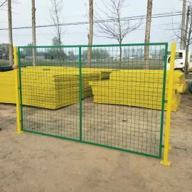 车间临边围挡防护网 框架护栏车间防护网 隔离防护网价格
