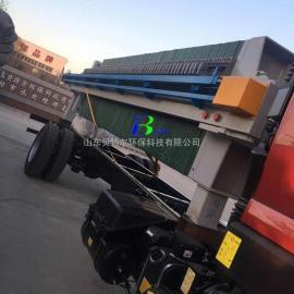 板框压滤机 污泥处理设备 贝特尔环保 十年老厂 品质无忧