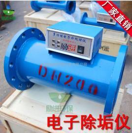 高频电子除垢器安装说明