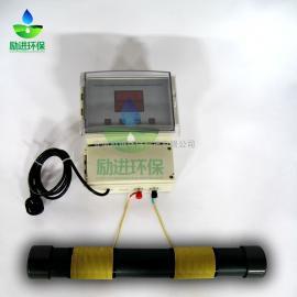 高频电子除垢器安装