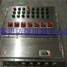 不锈钢防爆配电箱304SS不锈钢防爆照明箱316L不锈钢防爆动力箱