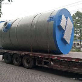 一体化预制泵站厂家筒体坚固