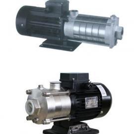 优质304不锈钢卧式多级离心泵CHL CHLK管道增压泵 变频恒压水泵