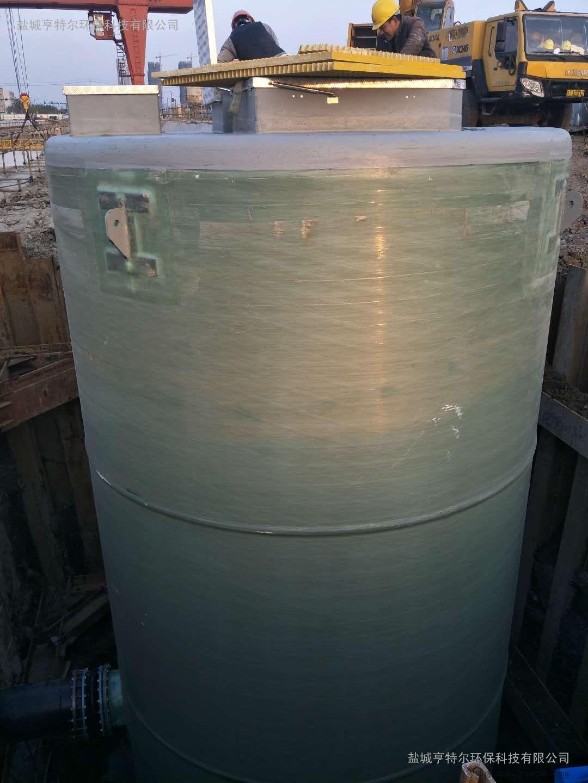 一体化预制泵站厂家供应满就减