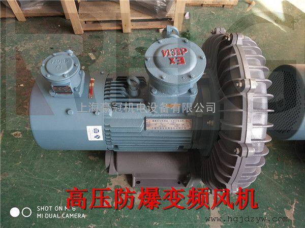 20HP大功率高压防爆鼓风机