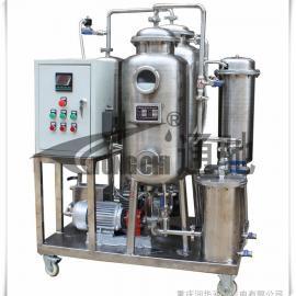 TYC系列环保型磷酸脂抗燃油(合成油)专用滤油机