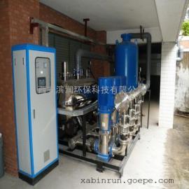 不锈钢成套无负压变频供水设备 日常生活用水 小区集中节能供水
