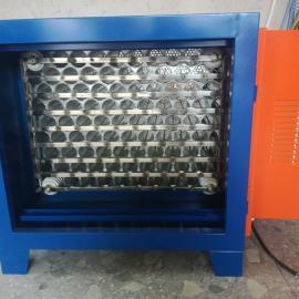 6000m3/h餐饮厨房油烟净化器高压静电等离子净化器高空排放环保