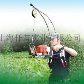 侧挂割草机 打草机 绿化带 绿篱机 茶树修剪机 背带 背架 象鼻管