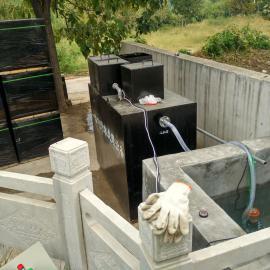 地埋式美容医院污水处理设备