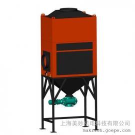 陶瓷原料粉碎除尘器-滤筒式工业除尘器