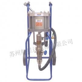 钢管喷漆机 气动式高压无气喷涂机 钢管喷涂机 管道喷涂设备