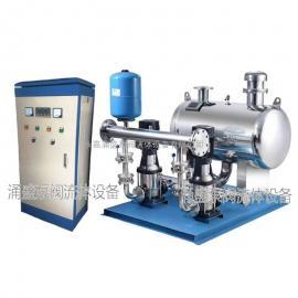 直联式无负压变频给水设备(无需水池水箱管网直联式供水设备