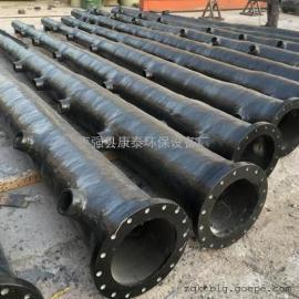 玻璃钢管道 管件(脱硫塔泵管)
