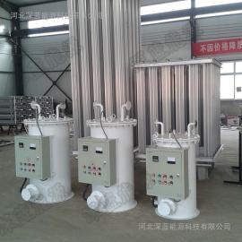 电加热水浴式复热器-蒸气式汽化器