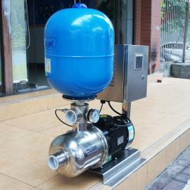 申银机械厂家直销卧式多级不锈钢恒压变频水泵 变频管道增压水泵