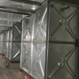 腾瑞达160L 镀锌水箱厂家直销