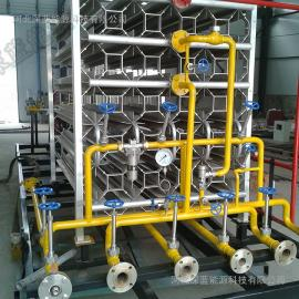 供应煤改气燃气调压计量加臭撬-lng煤改气燃气调压柜厂家
