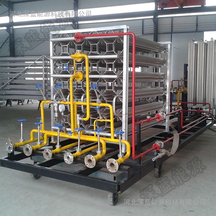 煤改气燃气供气设备/LNG气化调压撬/lng气化器