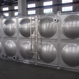 不锈钢水箱304 不锈钢箱泵一体316