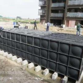 腾瑞达100吨直销搪瓷水箱