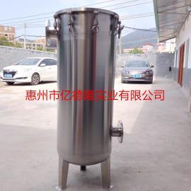 多袋式过滤器 大流量液体过滤器 精密初级过滤器污水废水循环水