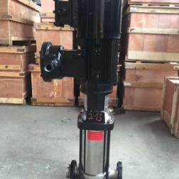 防爆多级离心泵源头厂家 CDLF304不锈钢立式多级离心泵电机防爆