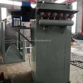厂家直销DMC型脉冲单机布袋除尘器规格齐全
