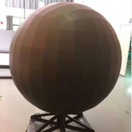 展馆定制圆球LED电子显示屏制作公司
