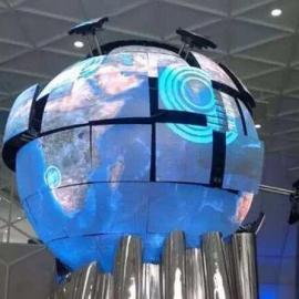 专业定制LED球形屏厂家,球形LED显示屏厂家报价