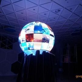 直径2米或3米-4米LED球形屏价格怎么计算