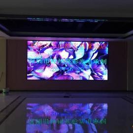 酒店宴会厅LED显示屏一平米像素