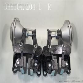 空压碟式制动器气动刹车气工业设备离合器机械设备刹车器DBH卧式