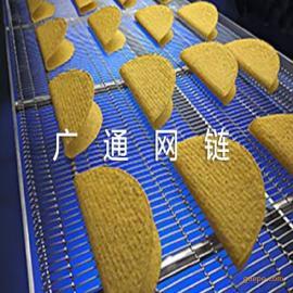 生产上浆机乙型网带 熟食传输网带的厂家