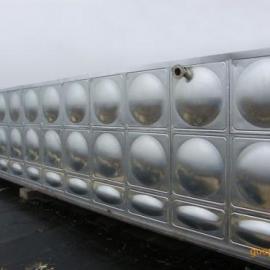 腾瑞达60吨不锈钢生活水箱 价格便宜的厂家