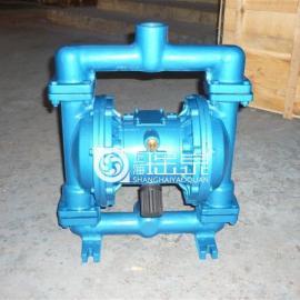 ��痈裟け�QBY-40�T�F隔膜泵/油漆泵污水泥�{泵工程抽料泵